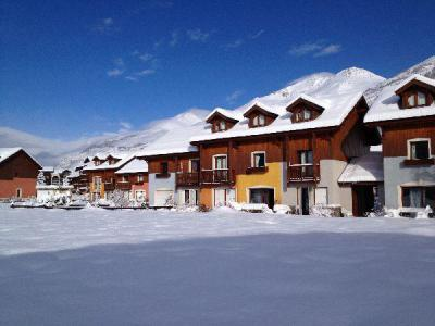 Location Les Chalets du Jardin Alpin