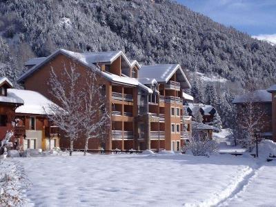 Location Serre Chevalier : Les Chalets du Jardin Alpin Edelweiss hiver