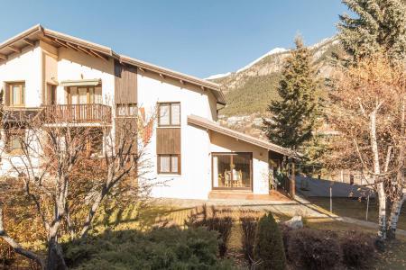 Location Serre Chevalier : Maison Mitoyenne Briançon hiver