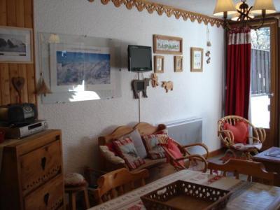Location au ski Studio coin montagne 4 personnes (216) - Residence Aigle Noir - Serre Chevalier