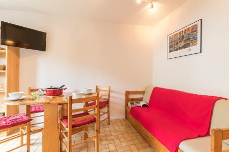 Location au ski Studio coin montagne 4 personnes (003) - Résidence Aiglon - Serre Chevalier - Appartement