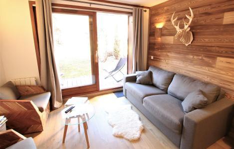 Location au ski Studio 4 personnes (610) - Résidence Alpaga - Serre Chevalier - Séjour