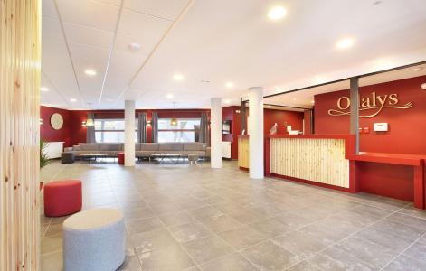 Rent in ski resort Résidence Aquisana - Serre Chevalier - Reception