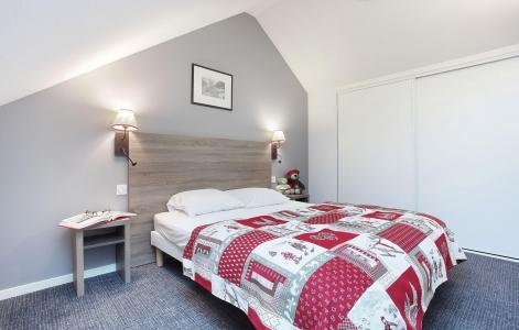 Rent in ski resort Résidence Aquisana - Serre Chevalier - Double bed
