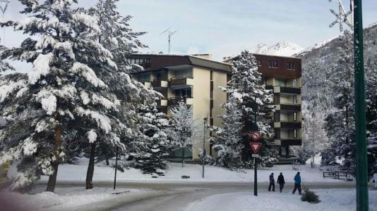 Location au ski Studio coin montagne 4 personnes (157) - Residence Area - Serre Chevalier