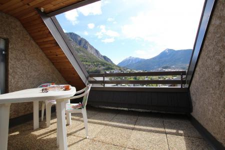 Location au ski Studio coin montagne 4 personnes (132) - Résidence Balcon de Briançon C - Serre Chevalier