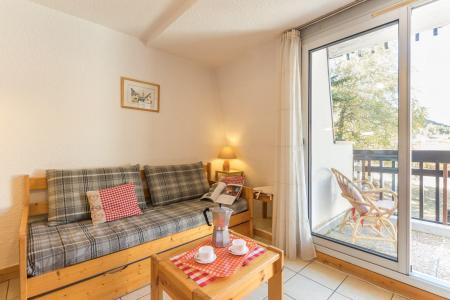 Location au ski Studio coin montagne 4 personnes (003) - Residence Bez - Serre Chevalier - Intérieur