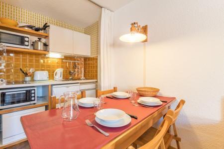Location au ski Studio coin montagne 4 personnes (003) - Residence Bez - Serre Chevalier - Balcon