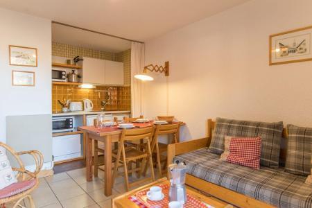 Location au ski Studio coin montagne 4 personnes (003) - Residence Bez - Serre Chevalier - Lits superposés