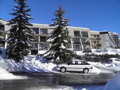 Location au ski Residence Bois Des Coqs - Serre Chevalier - Extérieur hiver