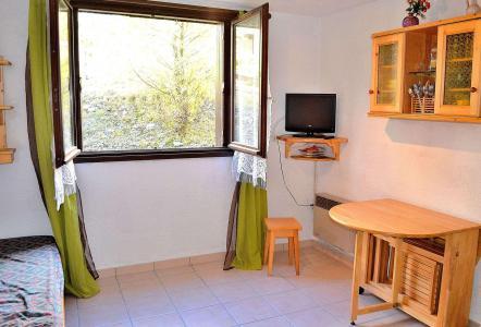 Location au ski Studio 2 personnes (562) - Residence Bois Des Coqs - Serre Chevalier - Séjour