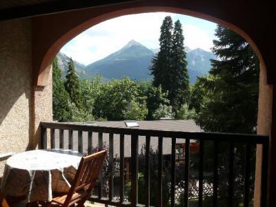 Location au ski Studio coin montagne 4 personnes (211) - Residence Central Parc 1B - Serre Chevalier