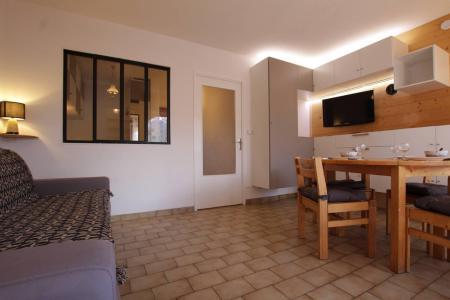 Location au ski Studio coin montagne 4 personnes (211) - Résidence Central Parc 1b - Serre Chevalier