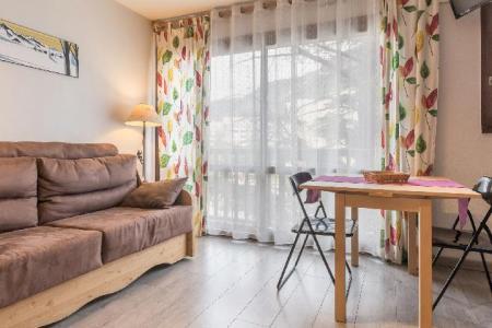 Location au ski Studio mezzanine 3 personnes (210) - Résidence Central Parc 1b - Serre Chevalier - Séjour