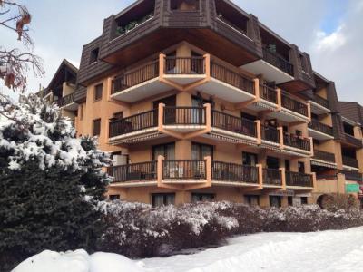 Location au ski Residence Central Parc 2 - Serre Chevalier - Extérieur hiver
