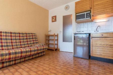 Location au ski Studio 2 personnes (203) - Résidence Central Parc 2 - Serre Chevalier - Kitchenette