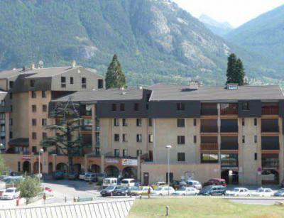 Location au ski Studio coin montagne 3 personnes (102) - Résidence Central Parc 3 - Serre Chevalier