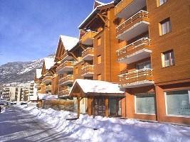 Location au ski Résidence Central Parc Neige A - Serre Chevalier