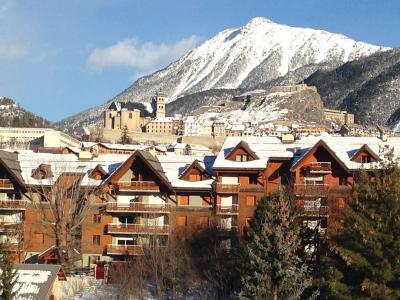Location au ski Résidence Central Parc Neige B - Serre Chevalier