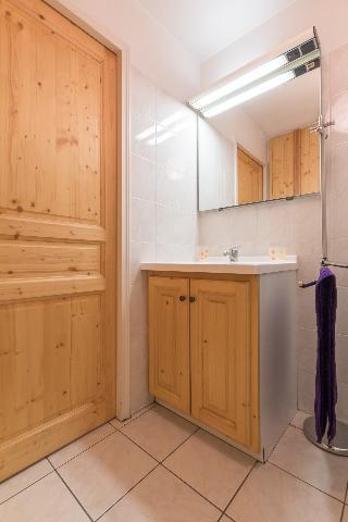 Location au ski Appartement 2 pièces 4 personnes (21) - Résidence Central Parc Neige B - Serre Chevalier - Lavabo
