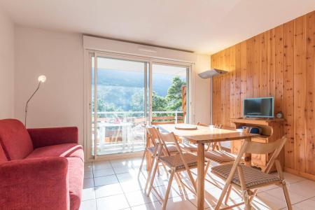 Location au ski Appartement 2 pièces 4 personnes (21) - Résidence Central Parc Neige B - Serre Chevalier - Salle à manger