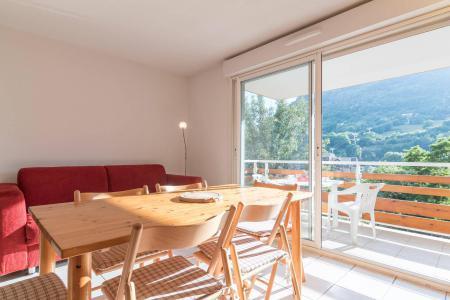 Location au ski Appartement 2 pièces 4 personnes (21) - Résidence Central Parc Neige B - Serre Chevalier - Table