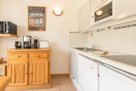 Location au ski Appartement 3 pièces 6 personnes (303) - Residence Chardons Bleus - Serre Chevalier - Balcon