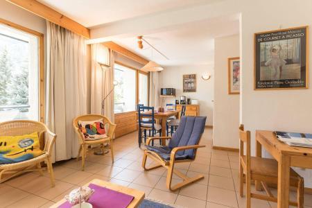 Location au ski Appartement 3 pièces 6 personnes (303) - Residence Chardons Bleus - Serre Chevalier - Lits superposés