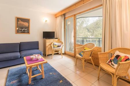 Location au ski Appartement 3 pièces 6 personnes (303) - Residence Chardons Bleus - Serre Chevalier - Table