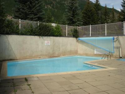 Location au ski Residence Chardons Bleus - Serre Chevalier - Piscine