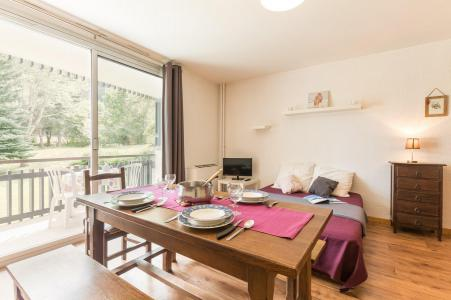 Location au ski Studio 4 personnes (ELA34) - Résidence Concorde - Serre Chevalier - Appartement