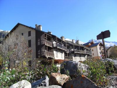 Location au ski Studio coin montagne 2 personnes (312) - Residence Edelweiss - Serre Chevalier