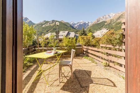 Location au ski Studio cabine 4 personnes (BLA106) - Résidence Edelweiss - Serre Chevalier