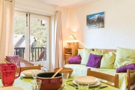 Location au ski Appartement 2 pièces coin montagne 6 personnes (204) - Residence Edelweiss - Serre Chevalier - Canapé