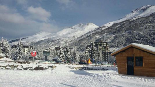 Location au ski Studio coin montagne 4 personnes (107) - Residence Grand Pre - Serre Chevalier