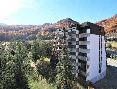 Location au ski Studio coin montagne 4 personnes (107) - Résidence Grand Pré - Serre Chevalier