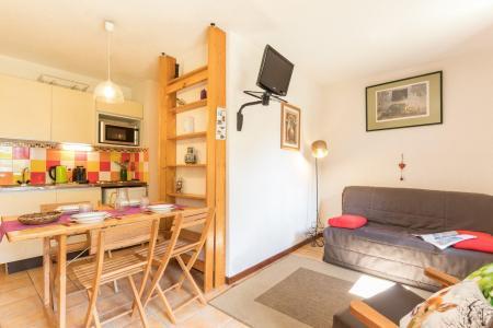 Location au ski Studio coin montagne 4 personnes (008) - Residence Grand Sud - Serre Chevalier