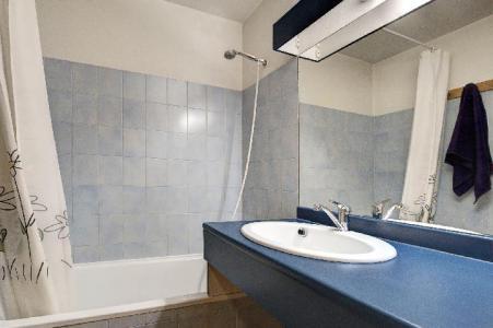 Location au ski Appartement 1 pièces coin montagne 4 personnes (596) - Résidence Guisanel - Serre Chevalier