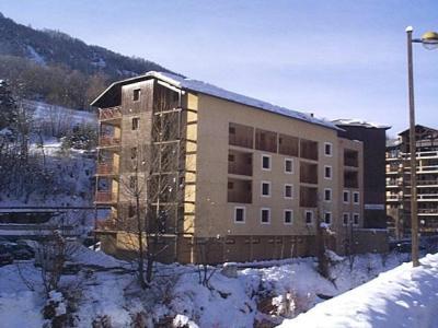 Location au ski Résidence Guisanel - Serre Chevalier - Extérieur hiver