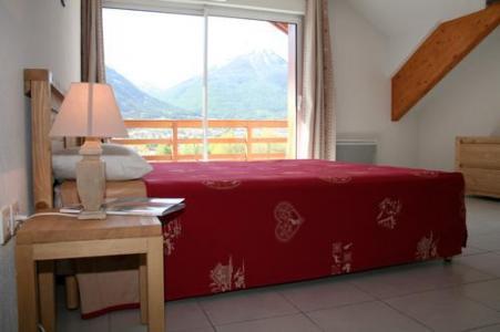 Location au ski Residence L'aigle Bleu - Serre Chevalier - Lit double