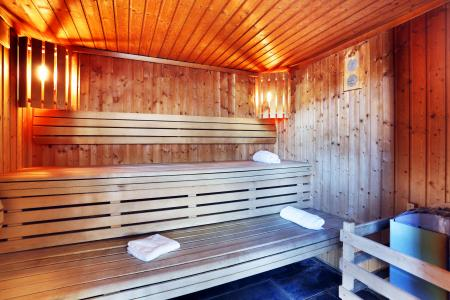 Location au ski Résidence l'Aigle Bleu - Serre Chevalier - Sauna