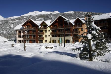 Бронирование апартаментов на лыжном куро Résidence l'Alpaga