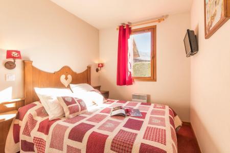 Location au ski Appartement 2 pièces 5 personnes (004) - Residence L'alpaga - Serre Chevalier - Séjour