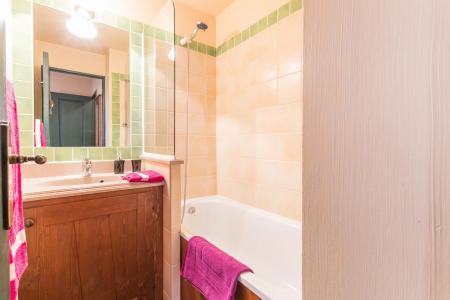 Location au ski Appartement 2 pièces 5 personnes (004) - Residence L'alpaga - Serre Chevalier - Extérieur hiver