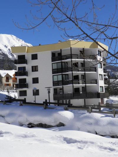 Location au ski Résidence l'Yret - Serre Chevalier - Extérieur hiver