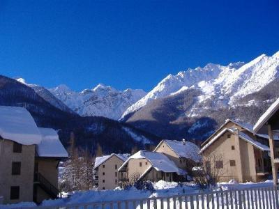 Location au ski Studio coin montagne 4 personnes (306) - Residence La Gardiole - Serre Chevalier