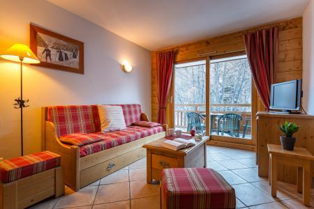 Location au ski Résidence Lagrange le Hameau du Rocher Blanc - Serre Chevalier - Banquette