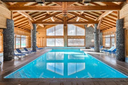 Alquiler al esquí Résidence Lagrange le Hameau du Rocher Blanc - Serre Chevalier