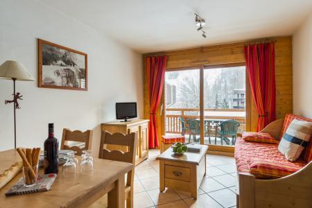 Location au ski Résidence Lagrange le Hameau du Rocher Blanc - Serre Chevalier - Séjour
