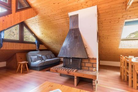 Location au ski Appartement 3 pièces mezzanine 6 personnes - Residence Le Bourg - Serre Chevalier - Séjour